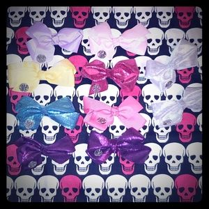 10 Jojo Siwa Mini Bows